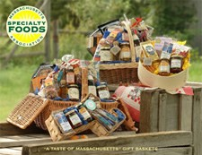The Flavors Of Massachusetts Gift Baskets